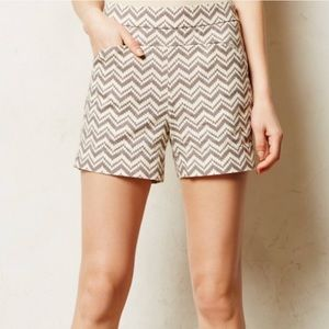 Anthropologie shorts size 10